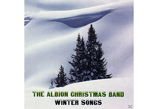 Albion Christmas Band - Winter songs  - (CD)