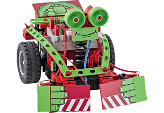 FISCHERTECHNIK 533876 Mini Bots, Rot, Grün