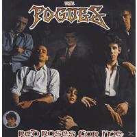 The Pogues - Red Roses For Me - [Vinyl]