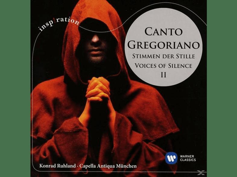 CAPELLA ANTIQUA MÜNCHEN/KONRAD RUHLAND - Trad.Liturgie:Canto Gregoriano 2-Stimmen Der S [CD]