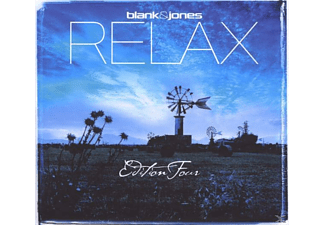 Blank & Jones - Relax Edition Four - (CD)