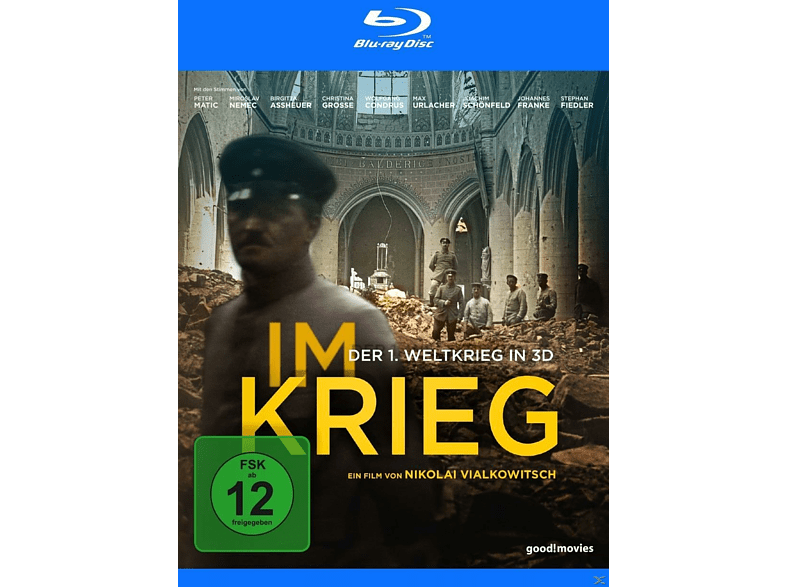 Im Krieg - Der 1. Weltkrieg in 3D [3D Blu-ray]