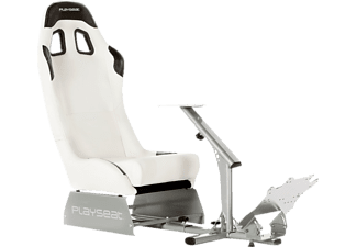 PLAYSEAT Evolution - Chaise de jeu (Blanc)