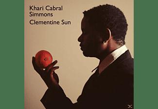 Khari Cabral Simmons - Clementine Sun  - (CD)