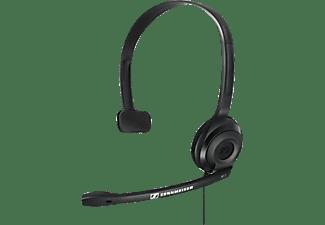 SENNHEISER PC 2 CHAT, On-ear Headset Schwarz
