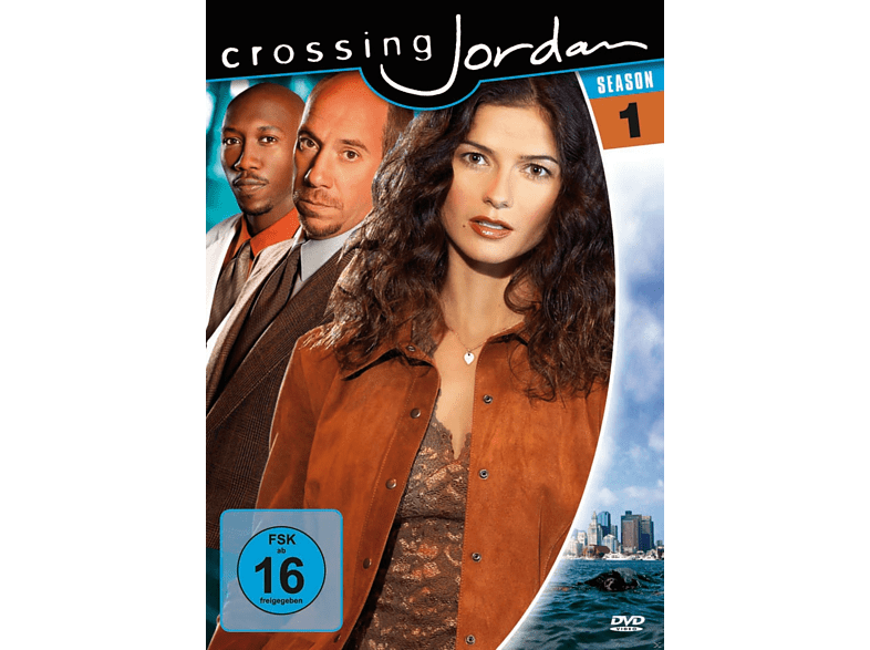 Crossing Jordan - Staffel 1 [DVD]