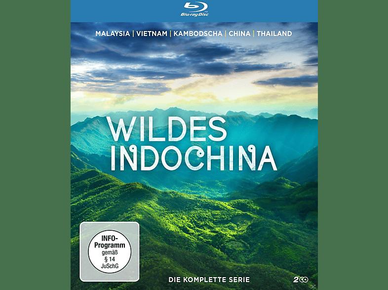 Wildes Indochina [Blu-ray]