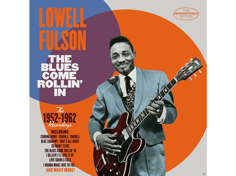 Lowell Fulson - The Blues Come Rollin' In [CD]