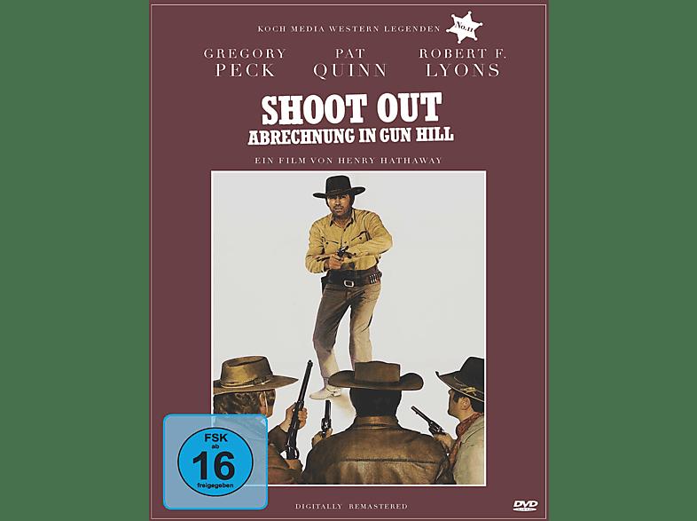 SHOOT OUT - ABRECHNUNG IN GUN HILL (WESTERN L. 11 [DVD]