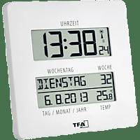 TFA 60.4509.02 TimeLine Funkwecker