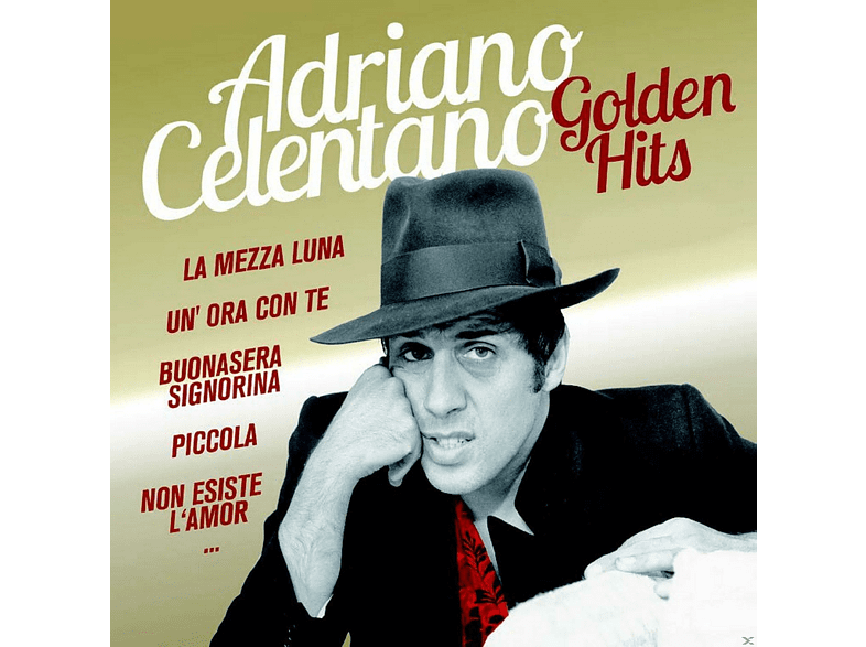 Adriano Celentano - Golden Hits [Vinyl]
