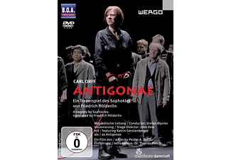 VARIOUS, Staatstheater Darmstadt - Antigonae  - (DVD)