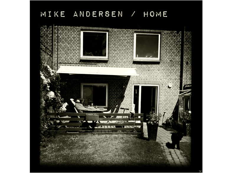 Mike Anderson - Home [Vinyl]