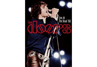 The Doors - LIVE AT THE BOWL 68  - (DVD)