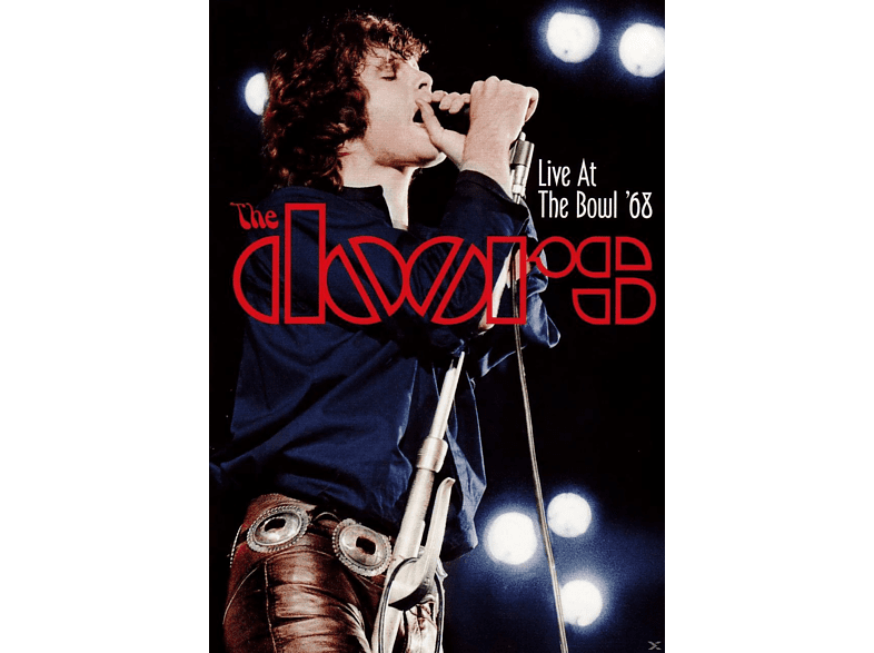 The Doors - LIVE AT THE BOWL 68 [DVD]
