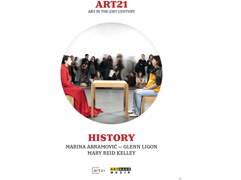 HISTORY-ART IN THE 21ST CENTURY [DVD]