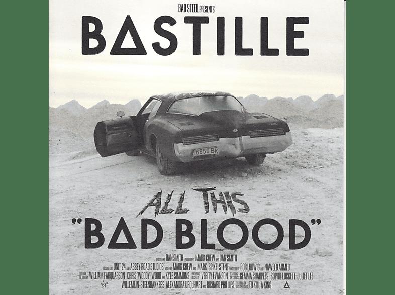 Bastille - All This Bad Blood CD