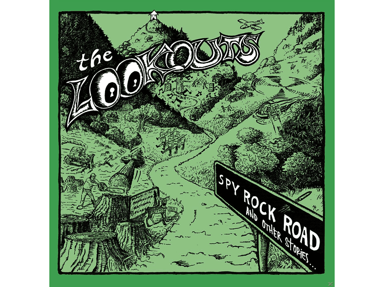 The Lookouts - Spy Rock Road (And Other Stories) [CD]