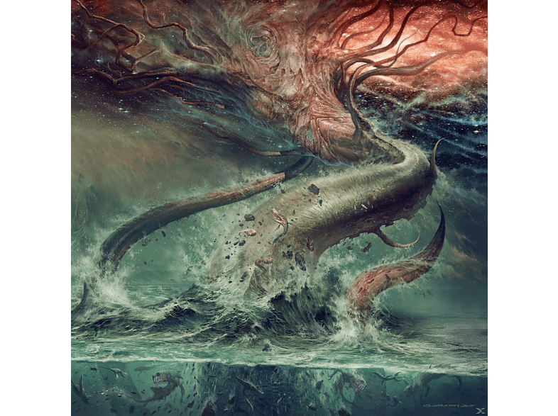 Sulphur Aeon - Gateway To The Antisphere [Vinyl]