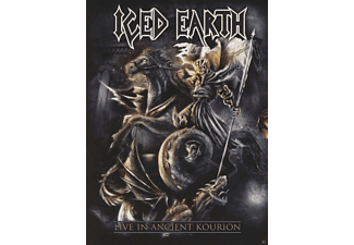 Iced Earth - Live In Ancient Kourion (Limited Edition) - (Blu-ray + CD + DVD)