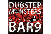 VARIOUS - Dubstep Monsters Mixed By Bar 9 [CD]
