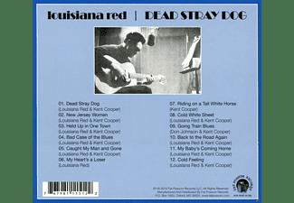 Louisiana Red - Dead Stray Dog  - (CD)