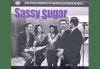 VARIOUS - Sassy Sugar-Nashville Rock'n'roll  - (CD)