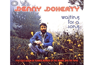 Denny Doherty - Waiting For A Song - (CD)