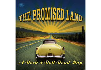 VARIOUS - The Promised Land (A Rock & Roll Road Map) - (CD)