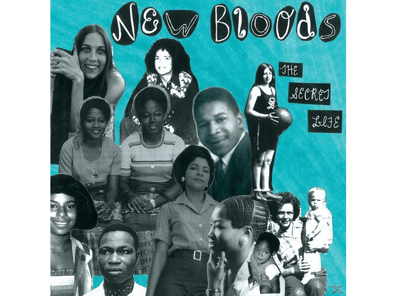 New Bloods - The Secret Life [Vinyl]