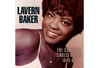 LaVern Baker - The Complete Singles As & Bs 1949-62  - (CD)