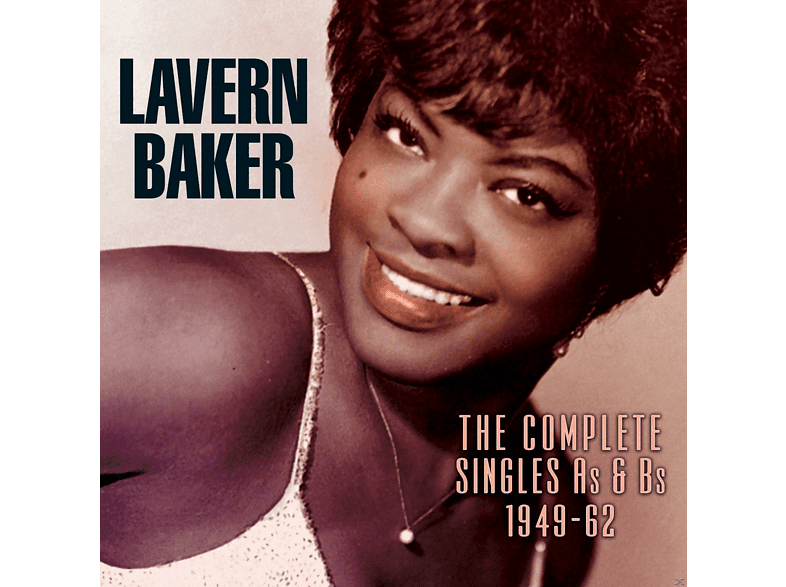 LaVern Baker - The Complete Singles As & Bs 1949-62 [CD]