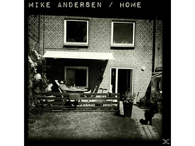 Mike Anderson - Home (Vinyl) [CD]