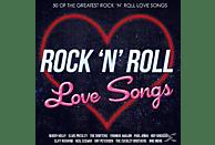VARIOUS - Rock 'n' Roll Love Songs [CD]