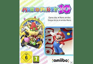 Nintendo España S.A.(Software) Wii U MarioParty 10 + Figura Amiibo