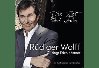 Rüdiger Wolff - Die Zeit Fährt Auto  - (CD)
