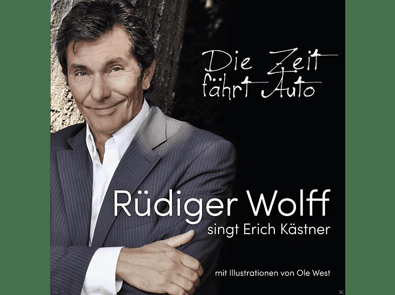 Rüdiger Wolff - Die Zeit Fährt Auto [CD]