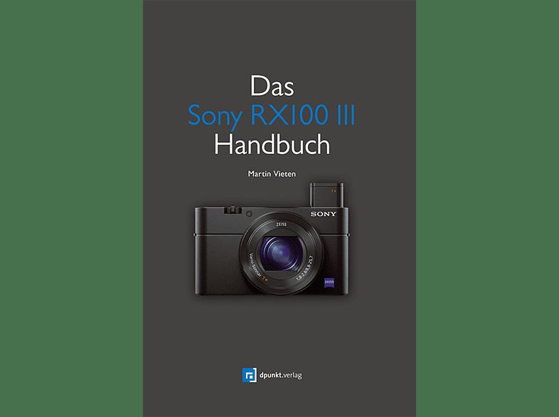 D-PUNKT VERLAG Das Sony RX100 III Handbuch Kamerabuch, Verschiedenfarbig
