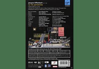 Marc Callahan, Jean-Sébastien Bou - La Vie Parisienne  - (DVD)