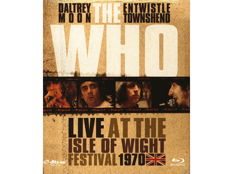 The Who - Live At The Isle Of Wight Festival 1970 [Blu-ray]