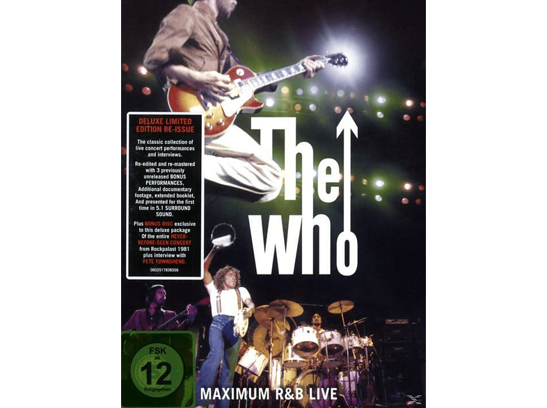 The Who - Maximum R&B Live [DVD]