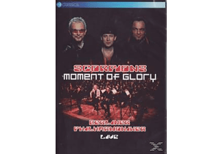 Scorpions - Moment of Glory Live (DVD)