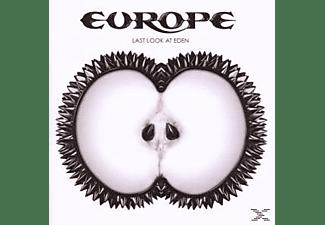 Europe - Last Look At Eden  - (CD)