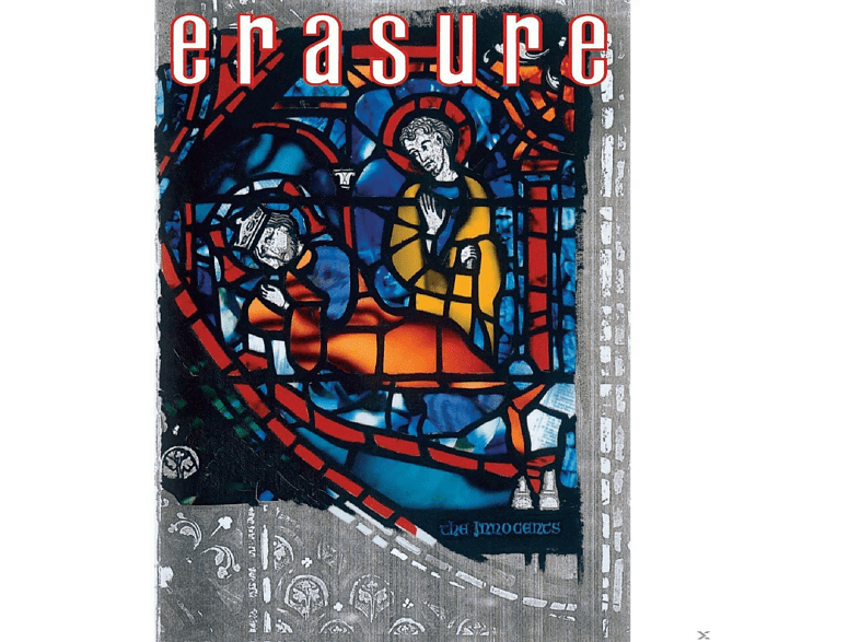 Erasure - The Innocents (21st Anniversary Edition) [CD]
