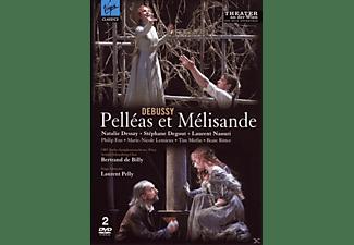 Natalie Dessay, Degout Stephane - Pelleas Et Melisande  - (DVD)