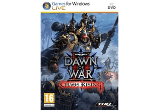 Warhammer 40.000: Dawn of War II - Chaos Rising - [PC]
