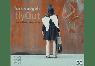 Urs & Flyout Voegeli - Not All Birds Play Be-Bop  - (CD)
