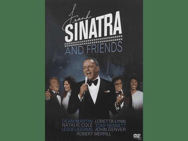 Frank Sinatra - Sinatra & Friends [DVD]