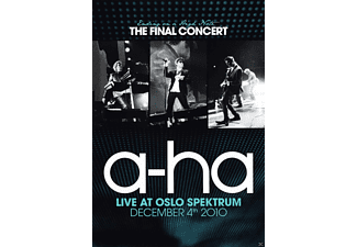 A-Ha - Ending On A High Note - The Final Concert - (DVD)