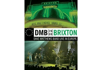 Dave Matthews Band - Live In Europe - Brixton 2009  - (DVD)